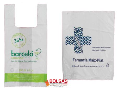 Bolsas Online para Farmacias de Barcelona