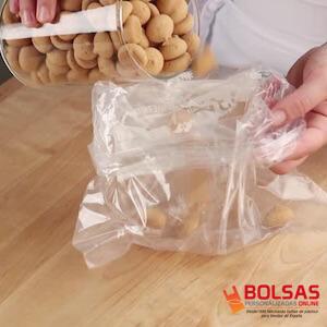 bolsas transparentes de plastico Barcelona